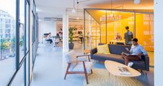 ZAMNESS Office by nook architects, Barcelona – Spain » Retail Design Blog