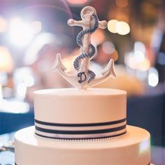 Another great cake topper option.