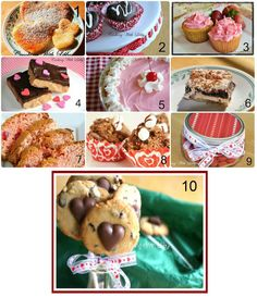 Valentine's Day Recipes and Ideas: From Cooking With Libby