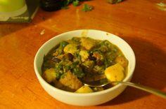 Ghormeh Sabzi - Persian Green Stew Recipe -