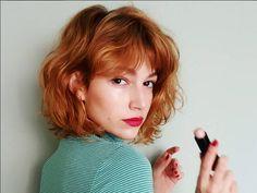 Úrsula Corberó estrena color de pelo
