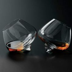 whiskey glasses~~very cool!