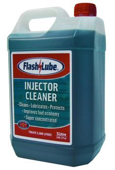 5 litrů aditiva do benzinu - Flashlube Injector Cleaner