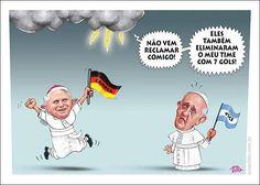 Post  #FALASÉRIO!  : ALEMNHA PAPOU A COPA !