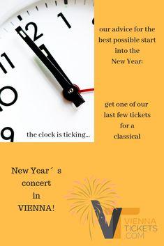 Es gibt nur noch wenige Tickets für das einmalige Erlebnis des Neujahrskonzerts vom Wiener Hofburgorchester! Dates, Cultural Events, Online Tickets, Get One, Vienna, Concerts, Classical Music, Orchestra
