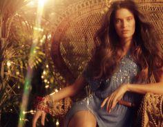 Bianca Balti for Blanco Spring 2011 Campaign by Hunter   Gatti 874636a97