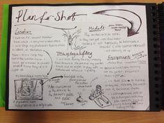 Student Sketchbooks