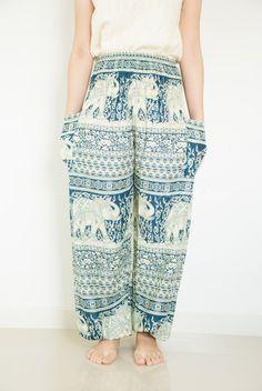 Harem pant /Boho Pants /Harem Pants/Woman Harem Pants/ Yoga Pants/Aladdin Pants/Hippie Pants/ Gypsy Pants/ beach pants