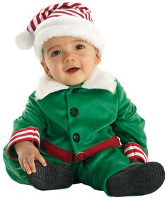 Size 18 Months Toddler Costume Baby Santa Infant 2T Red
