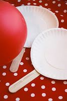 Balloon Ping Pong Activity: Balloon Birthday Party | Summer Activities | Indoor Activities | Family Fun | SampleHouse