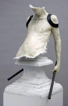 Modern sculpture gregor gaida, esculturas fotográficas