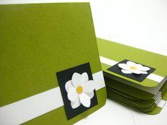 Handmade Cards sweet and simple!  Love!