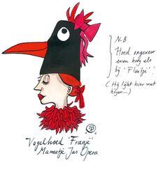 Sieb Posthuma, Dutch Illustrator