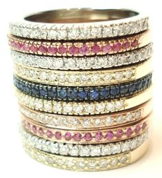 Free Range Stacking Rings