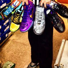 Nike Kobe Prelude Set 1-6