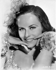 Her claim to fame was marrying Charlie Chaplin: Paulette Goddard.
