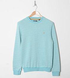Farah Vintage Dempsey Sweatshirt