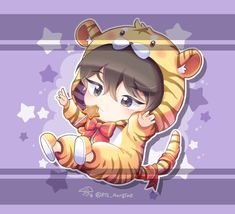 Bts Chibi, Fan Art, Anime, Fictional Characters, Cartoon Movies, Anime Music, Fantasy Characters, Animation, Anime Shows