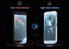 La operadora SoftBank lanzará móviles de edición especial de Star Wars en Japón