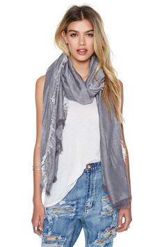 Wrap Me Up Fringe Scarf | Shop What's New at Nasty Gal