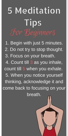 Many people find it difficult to create a habit of daily meditation. Here are 5 quick meditation tips for beginners to ease that transition.