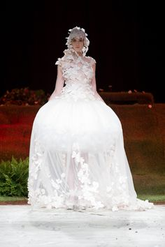 Wedding dress from the Parade collection, by David Fielden | Love My Dress® UK Wedding Blog