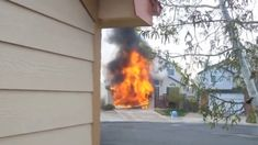 It's scary to think that keeping one very important fire safety habit helped contribute to the house fire that ravaged this man's home. You have to watch it to see the crucial mistake he made that almost killed his entire family and all his pets too.