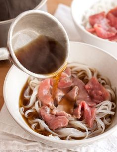 How To Make Quick Vietnamese Beef Noodle Pho