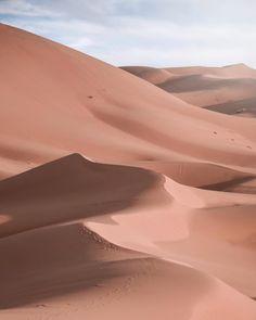 Sahara Desert, Morocco // Photo by Carley Rudd