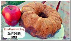 Apple Cake from Lou Lou Girls Blog