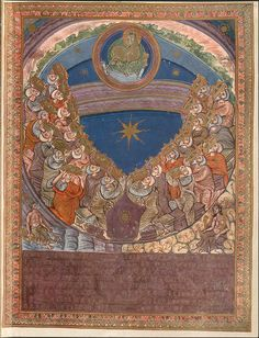 Evangeliar (Codex Aureus) - BSB Clm 14000 d