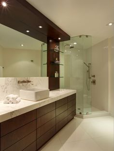 GUEST BATHROOM BY SANTAMARIA DESIGNS