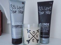 The Lavender Barn: Primark P.S Love Your Hair. Blonde