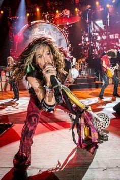 Aerosmith Steven Tyler. .2015.