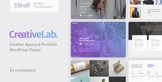 Creative Lab - Creative Studio Portfolio & Agency WordPress Theme - Portfolio Creative