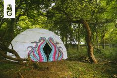 Gottwood - Octopus Tent Entrances