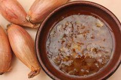 Sauce échalote vinaigre balsamique idéale pour accompagner un e bavette ou un onglet