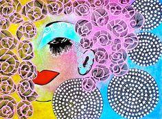 "Miss Dignity: from Original Collectors tetkaART ""tetkaART is more than ART"""