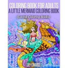 A Little Mermaid Coloring Book: Lovink Coloring Books