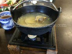 Sup seafood ala Jepang - 4 Hari Wisata Di Hakone - bagian Hakone, Seafood, Ethnic Recipes, Sea Food, Seafood Dishes