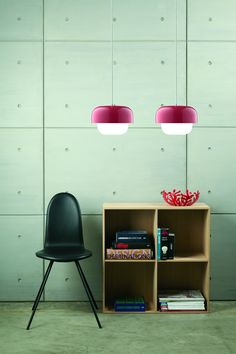 Haipot Pendant Light By Dyberg Larsen - Red Lime Lace www.limelace.co.uk