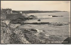 Top Tieb, Harbour, Marazion, Cornwall, c.1960 - Overland Views RP Postcard