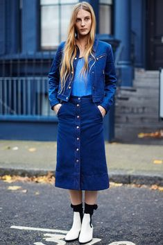 The Must-Have Skirt for Fall Is Short, Snappy, and Full of Sex Appeal - Gallery - Style.com - Rag & Bone