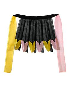 1950s aprons went to more of the half-aprons made of sheer organza fabrics. They were used a lot for entertaining.