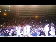 """PSY - GANGNAM STYLE @ KYONGGI UNIVERSITY - """"Psy arrived Korea early this morning after 15hour flight, he did huge press conference in the afternoon, and he goes to 2 different university festivals and performs more than 5 songs each.  And he performs it like it's his last concert of life with enormous passion as always. True professional."""""""