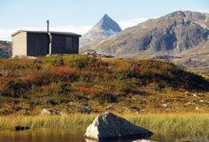 The Troll Lake Cabin. Jotunheimen. Norway. Rental. www.inatur.no/hytte/50f529ece4b06f403b44fd0a/trollsjoen-jakt-og-fiskehytte-i-ardal-i-jotunheimen | Inatur.no