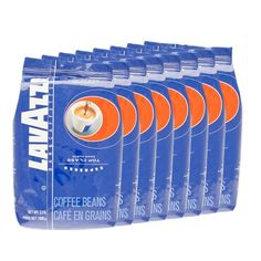Lavazza Coffee Espresso Top Class Gran Gusto Whole Beans Pack of 8 8 x 1000g >>> Check out this great product.
