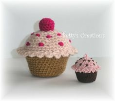 Bettys-creations: Instructions / Tutorials cupcake