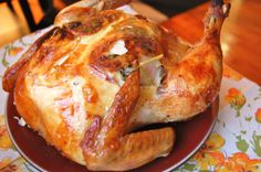 How To Roast The Most Delicious Chicken Ever