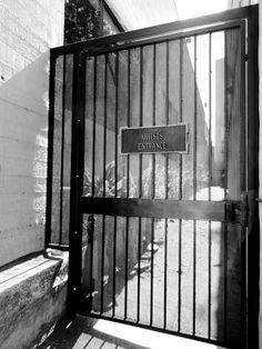 artists doorway entrance. go on an ARTIST DATE. view details at http://adventureclubinteractive.com